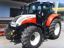 2014 Steyr 4115 Multi Profi