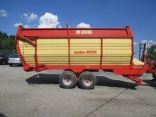 1989 Krone Turbo 3500 T