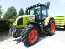 2012 Claas Arion 420