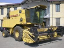 1989 New holland TX34