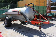 Bauer Vakuumfass 2600 Liter ver