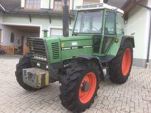 1985 Fendt Farmer 311 LSA 40 km