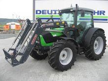 2013 Deutz-Fahr Agrofarm 410 DT