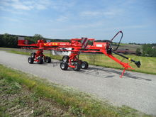 2011 Kuhn GA 6002