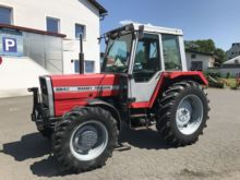 1985 Massey Ferguson 284 AS