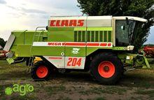 1998 Claas Claas Mega-204 1998-