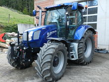 2014 New Holland T6.160 Auto Co