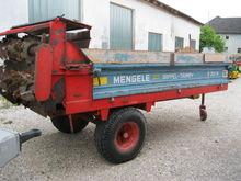 Mengele Doppel-Trumph S 350 N