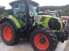 2017 Claas Arion 530 CIS