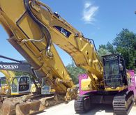 2006 CAT 330D L Ultra-high Demo