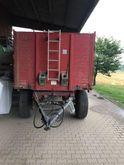 Itas Cas 3 Achs Plattformwagen