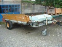1969 Fristein Ladewagen LW 30 T