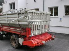 Used Lindner Ladewag