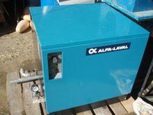 Alfa Laval Wärmepumpe ASTI10