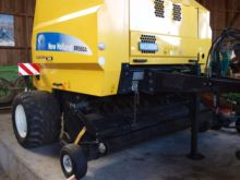 2007 New Holland BR 560 A