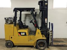 Used 2011 Cat GC55KS