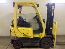 Used 2011 Hyster H30