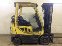 2012 Hyster S50FT #HY1593K