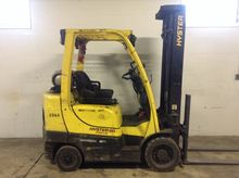 2010 Hyster S60FT #HY6044H