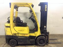 2007 Hyster S60FT #HY0677E