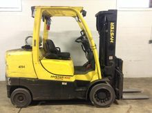 2008 Hyster S100FT #HY4194F