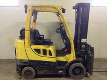 2013 Hyster S60FT #HY2591L