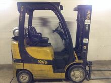 Used Yale GLC050VXNV