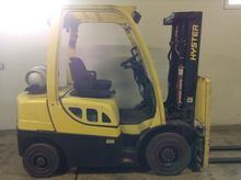 2012 Hyster H50FT #HY0696K
