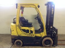 2013 Hyster S60FT #HY2588L - Hy