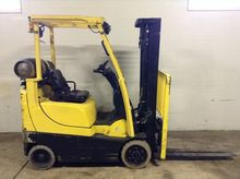 2008 Hyster S30FT #HY3100F - Hy