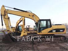 2009 CATERPILLAR 320DL T