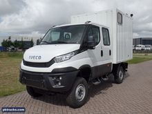 Iveco Daily 55S15 workshop