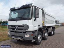 Mercedes-Benz Actros 4140-K
