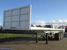 New Mitrax 3-axle in