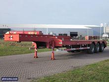 Lodico 3-axle semi-trailer