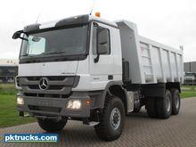 Mercedes Actros 4040-A #me3318