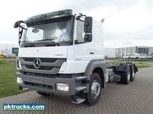 2014 Mercedes Axor 2633 #me3680