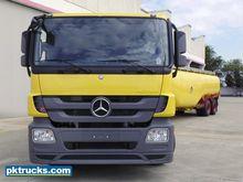 Mercedes Actros 2536-L #me3762