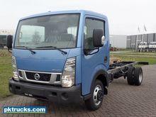 Nissan NT400 Cabstar #div3640