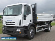 Iveco Eurocargo ML180E28 #iv317