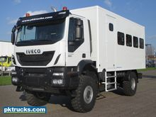2013 Iveco Trakker AD190T38WH #