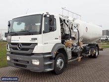New Mercedes-Benz Ax