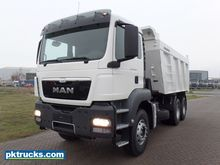 MAN TGS 33.400 BB-WW #ma3855