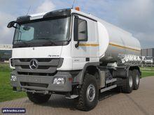 Mercedes-Benz ACTROS 4040-A