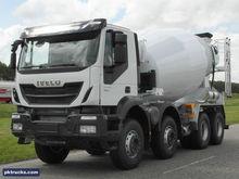 Iveco Trakker AD410T44H-4250