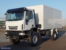 Iveco Eurocargo ML150E24W works