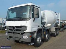 Mercedes-Benz ACTROS 4140-B