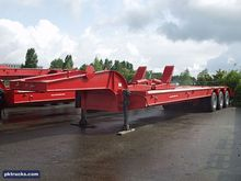 Secsan-Lodico 3-axle low-bed