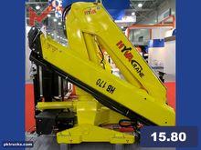 Hyva HB170 E4 crane