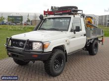 Toyota Land Cruiser HZJ79L
